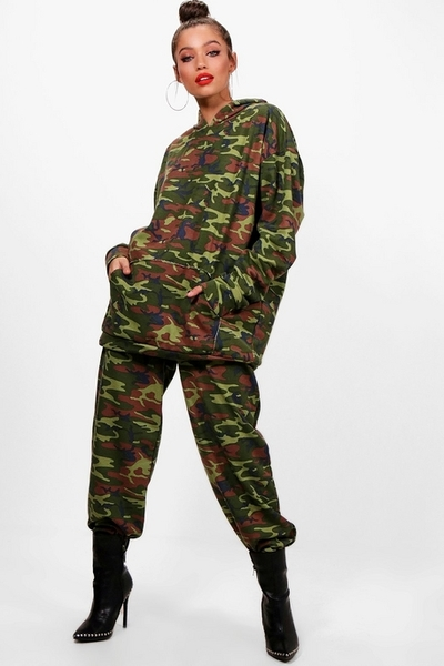 Ladies Army Style