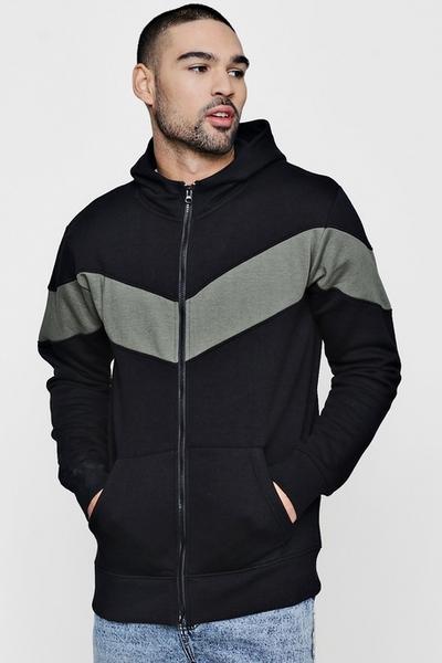 Black n Grey Hood