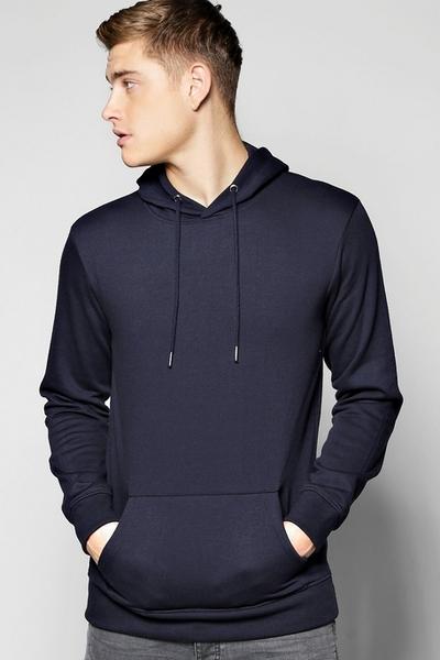 Navy Hood