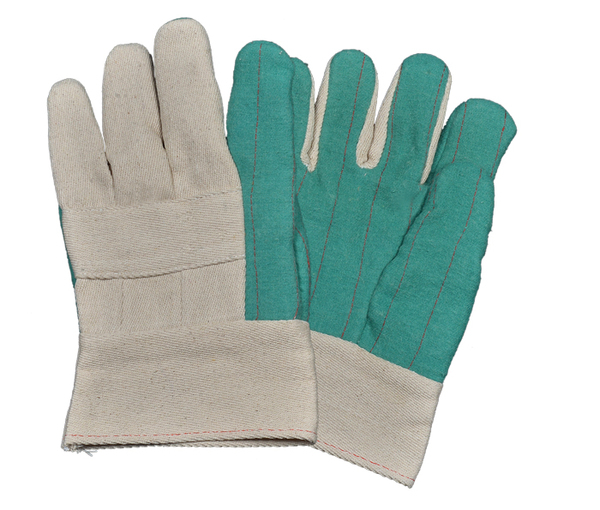 Heavy Weight Green Hotmill Gloves