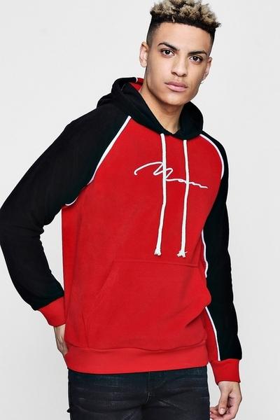 Red n Black Hood