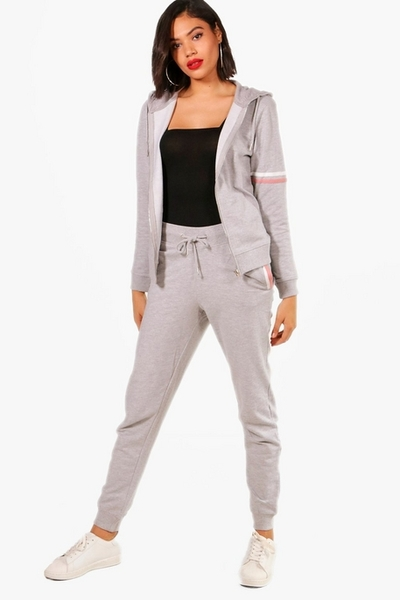 Ladies Light Grey
