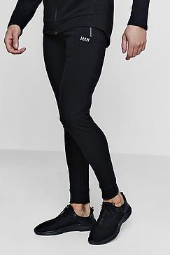 Dark Grey Trouser Active Wear